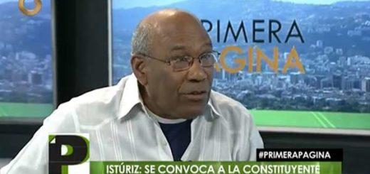 Aristóbulo Istúriz ministro del Poder Popular para las Comunas y los Movimientos Sociales |Foto: La Patilla
