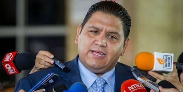 Rector del CNE, Luis Emilio Rondón | Foto: Cortesía