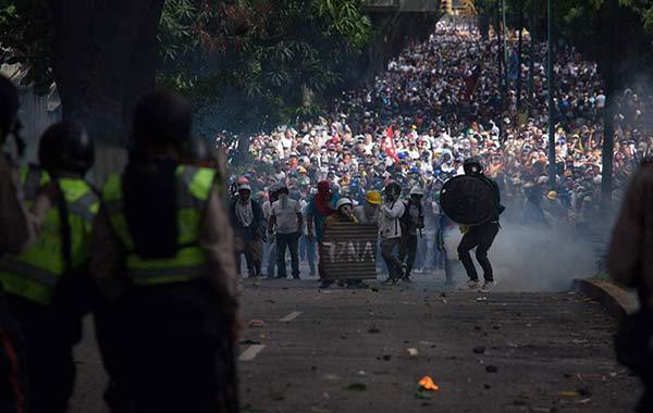 Argentina y Chile alertan: Situación de Venezuela se agrava tras anuncio de Constituyente | Foto: Cortesía