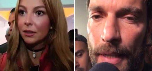 Julián Gil confirma que el pleito con Marjorie de Sousa continúa | Composición