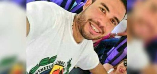 Herido de bala en el cráneo dirigente juvenil de AD en Táchira | Foto: Twitter