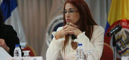 Antonieta Caporale, ex Ministra para la Salud | Foto: Cortesía