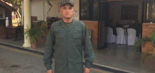 General de la GNB, Nelson Morales   Foto: Twitter