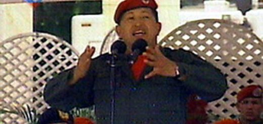 Hugo Chávez | Foto: Captura de video