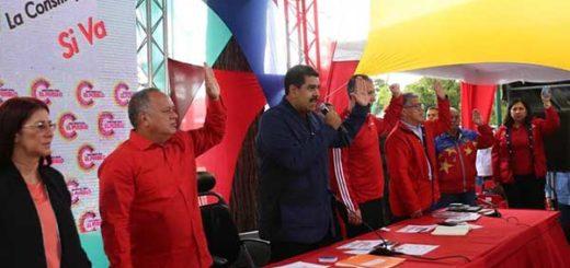 Los nuevos cargos que le dio Maduro a los enchufados de su gobierno | Foto: @DPresidencia