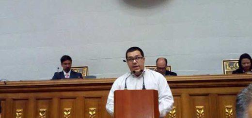 Juan Castillo, hermano de Miguel Castillo | Foto: @AsambleaVE