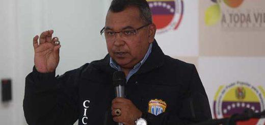 Néstor Reverol, Ministro de Justicia, Interior y Paz | Foto: @NestorReverol