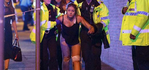 Atentado de Manchester buscaba la mayor matanza de adolescentes y niños | Foto: Xinhua
