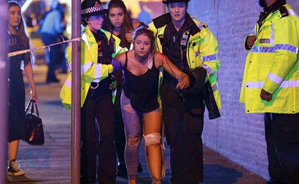 Atentado de Manchester buscaba la mayor matanza de adolescentes y niños   Foto: Xinhua