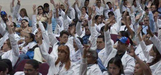 Médicos larenses irán a paro indefinido por crisis en el sector salud | Foto: El Impulso