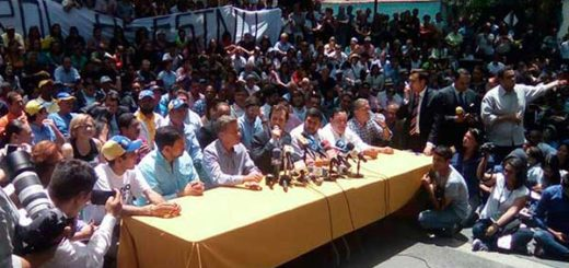 Alcaldes rechazan sentencia del TSJ | Foto: Twitter