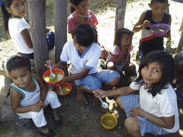 Desnutrición en Venezuela se registra mucho más en niños |Foto: EFE