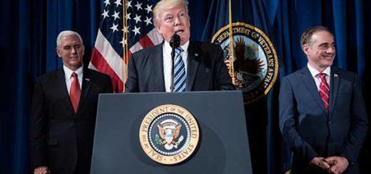 Donald Trump, presidente de  EEUU |Foto: AFP