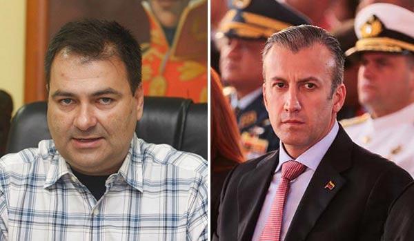 Luis Salerfi López, nuevo ministro de Salud / Tareck El Aissami | Notitotal