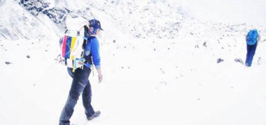 Venezolanos desafían las más bajas temperaturas del Everest | Créditos: Instagram