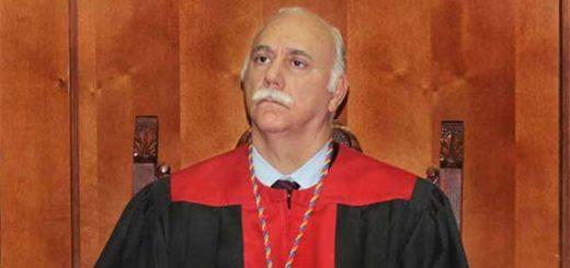 Ex Magistrado del TSJ, Fernando Vegas Torrealba |Foto cortesía