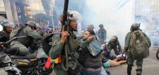 En condiciones inhumanas  mantienen a detenidos en protesta | Foto: Referencial