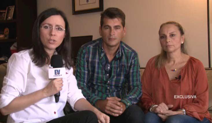 Familiares de Padrino López le hacen un llamado de atención  Captura de video