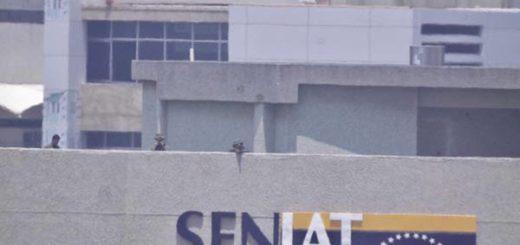 Francotiradores en Lechería |Foto: @gabyarellanoVE
