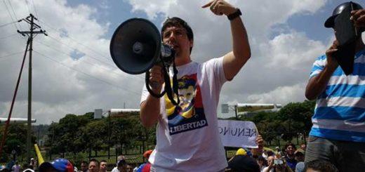 Diputado Freddy Guevara |Foto archivo