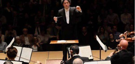 Gustavo Dudamel dedicó concierto a Armando Cañizales |Foto: Keith Sheriff/Barbican