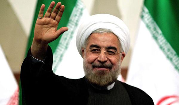 Hasan Rohaní, presidente de Irán | Foto: EFE