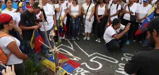 Amigos y familiares despidieron a Hecder Lugo |Foto: Contrapunto