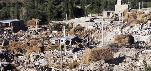 Terremoto en Irán dejó dos muertos |Foto: EFE