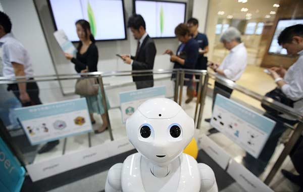 Robots reemplazan al hombre en Japón |Foto: Voltaico