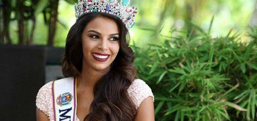 Keysi Sayago, Miss Venezuela 2016 | Foto: Cortesía