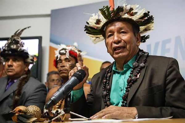 Liborio Guarulla anuncia marcha de samanes para el miércoles #17May |Foto Twitter