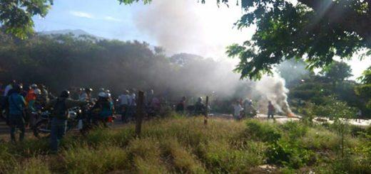 Merideños protestan este #26May |Foto: Leonardo León
