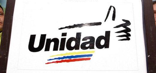 Mesa de la Unidad Democrática (MUD) |Foto archivo
