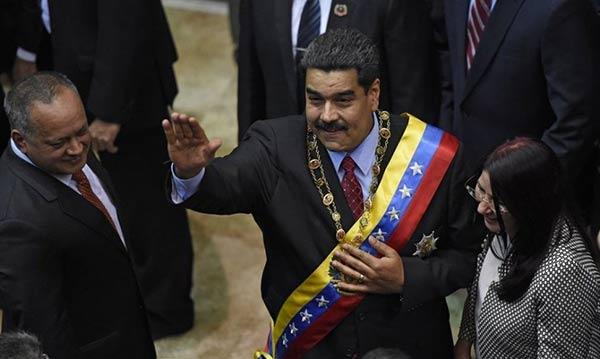 Nicolás Maduro, presidente de Venezuela |Foto archivo