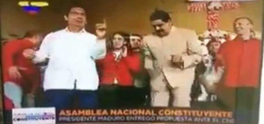 Nicolás Maduro este #3Mayo |Captura de video