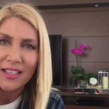 Maite Delgado dedica mensaje a RCTV  Captura de video