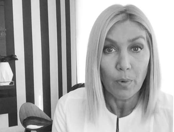 Maite Delgado reprocha los últimos hechos violentos registrados en el país |Captura de video