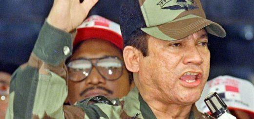 Manuel Antonio Noriega, ex dictador de Panamá  Cortesía Columbia
