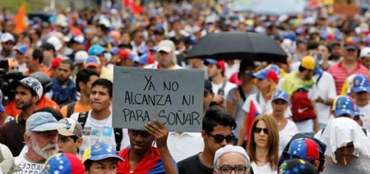 "Marcha opositora ""Rumbo a la victoria"" #10Jun |Foto: REUTERS"
