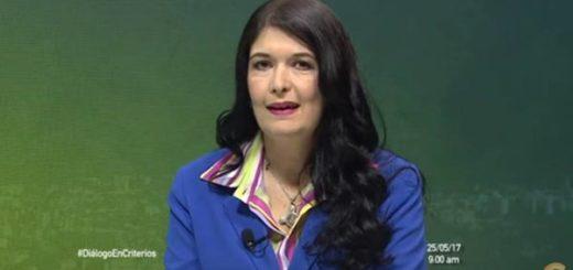 Maripili Hernández rechaza Constituyente de Maduro  Captura de video