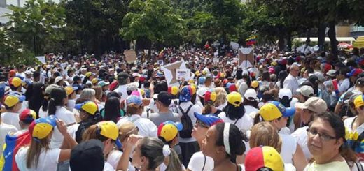 Mujeres venezolanas marcharán contra Nicolás Maduro  Foto: El Nacional