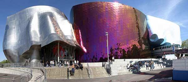 Museo de Cultura pop de seattle |Foto: 20minutos