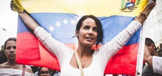 La animadora venezolana Norelys Rodríguez   Foto: Instagram