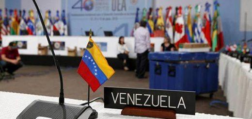 Venezuela estará presente durante debate de la OEA |Foto: EFE