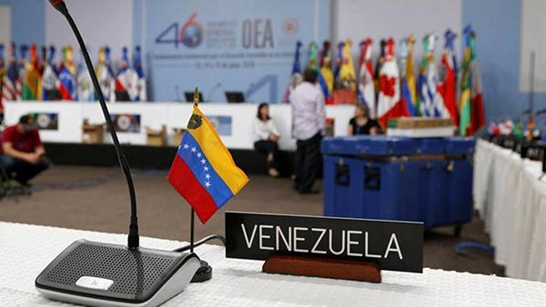 Expresidentes instan a la OEA a paralizar la convocatoria a la Constituyente de Maduro | Foto: EFE