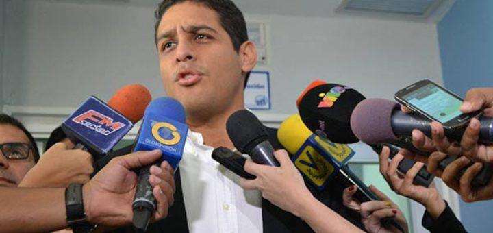José Manuel Olivares, Diputado de la Asamblea Nacional por la MUD   Foto: Cortesía