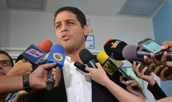 José Manuel Olivares, Diputado de la Asamblea Nacional por la MUD | Foto: Cortesía