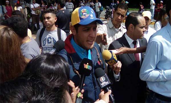 Diputado José Manuel Olivares |Foto: Unidad Venezuela