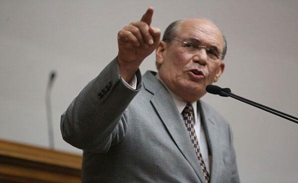 Diputado Omar González |Foto archivo