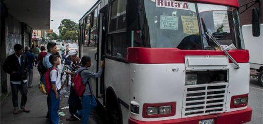 Transportistas esperan aumento del pasaje |Foto: El Impulso